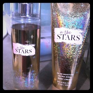 In the stars by bath & body works